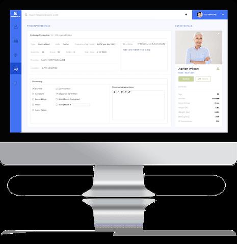 e-prescription design solutions