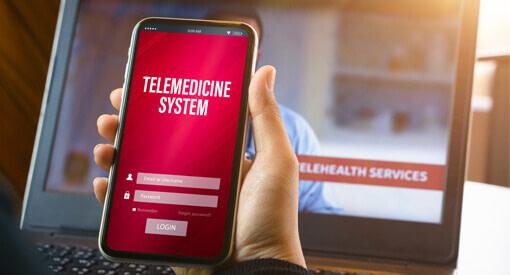Telemedicine Specialties